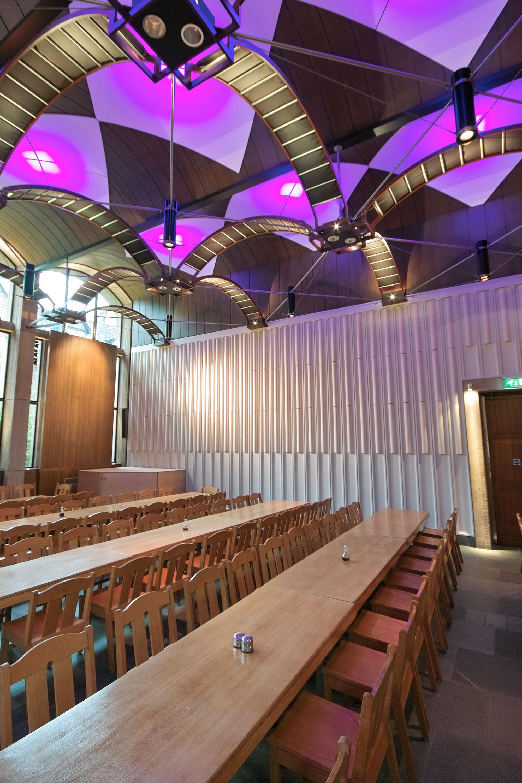 Wolfson Dining Hall St Edmund Hall Gbs Architects