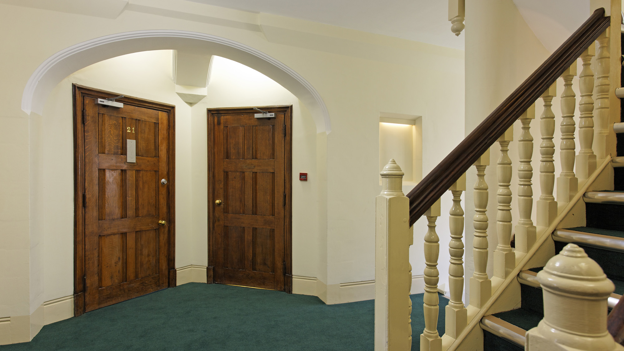 Student Accommodation Refurbishment Trinity College Gbs