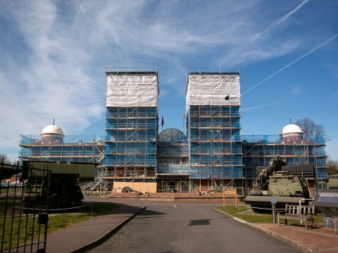 Royal Engineers Museum at Brompton