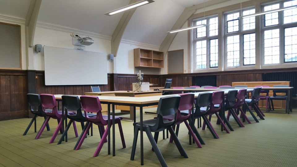 Marlborough classroom