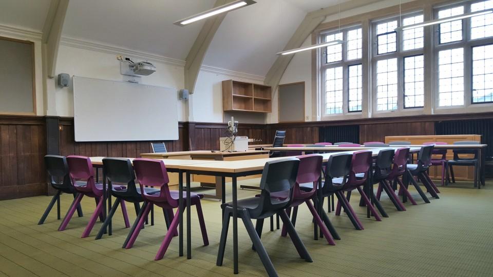 Marlborough classroom