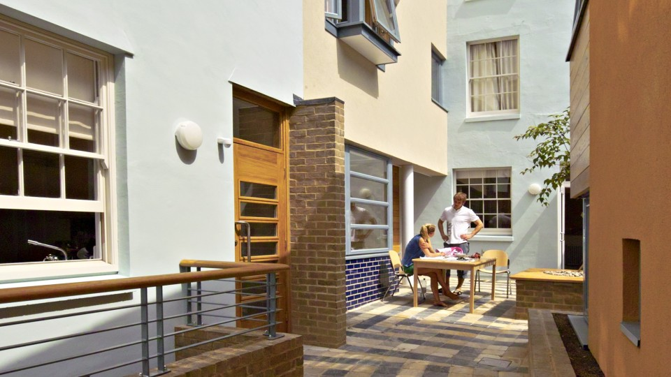New Student Accommodation, Beaumont Street, Oxford