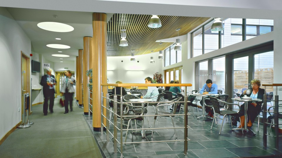 Post-Graduate Oxford University Education Centre, John Radcliffe Hospital