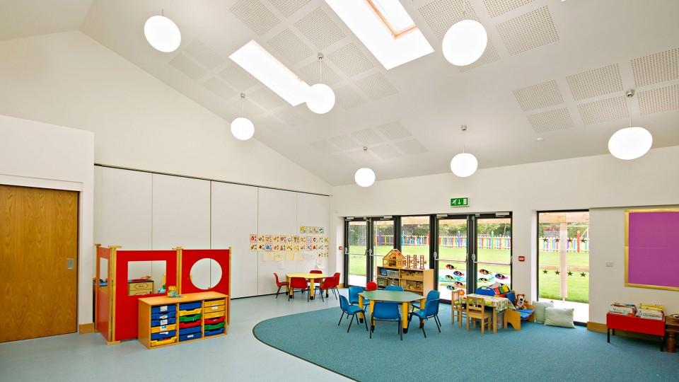 St Michael's School, Marston