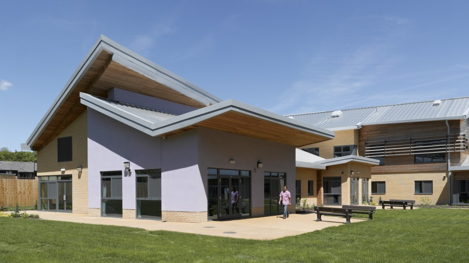Highfield Adolescent Unit, Oxford