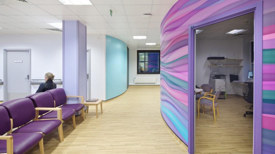 Oxford Heart Centre Outpatient & Echocardiography Unit