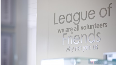 League of Friends